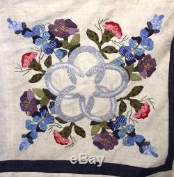 Vintage Cowboy Western Handmade, hand Pieced, and long-arm Quilted. Quilt