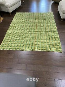Vintage Hand Made Farmhouse Country Quilt 84x68