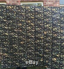 Vintage Hand Made Quilt 70 x 67