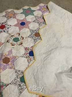 Vintage quilts handmade