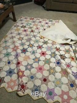 Vintage quilts handmade